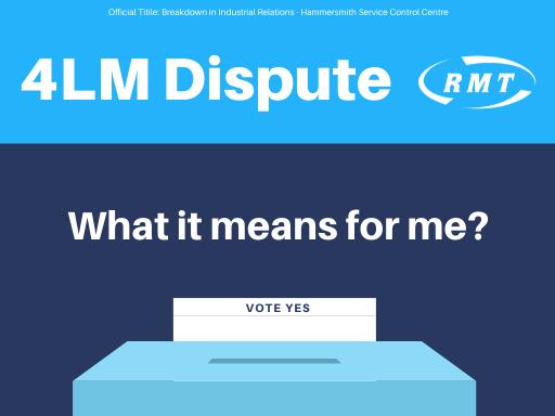 4LM Dispute – Comparison Chart